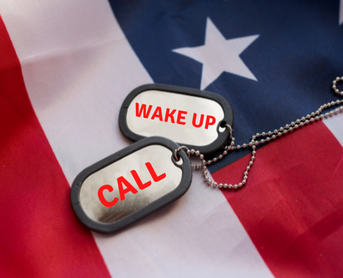 heres your wake up call